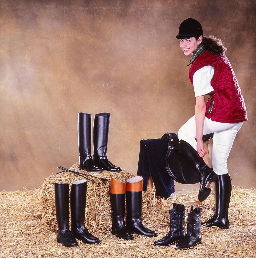 Egyedi lovaglócsizma | klasszikus, elegáns bőr cipő | egyéb
